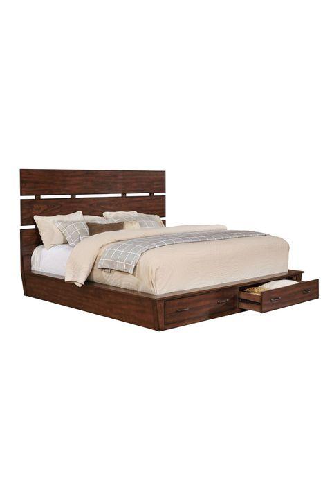 Furniture, Bed, Bed frame, Mattress, Bedroom, Room, Bedding, Wood, Bed sheet, Nightstand,