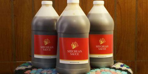 Liquid, Product, Bottle, Bottle cap, Plastic bottle, Fluid, Logo, Drink, Plastic, Label,