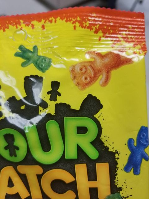 The Tiny Detail On Sour Patch Kids That's Driving The