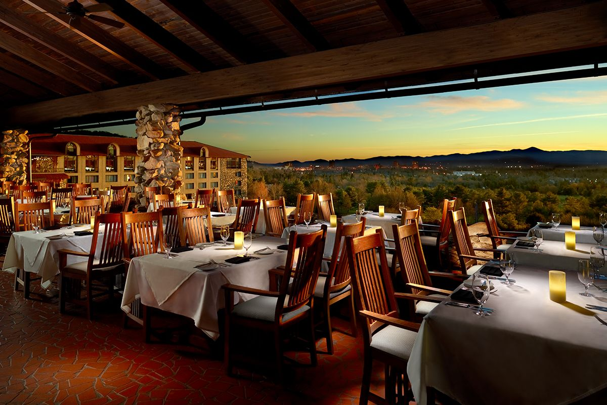 Most Scenic Restaurants In The Country