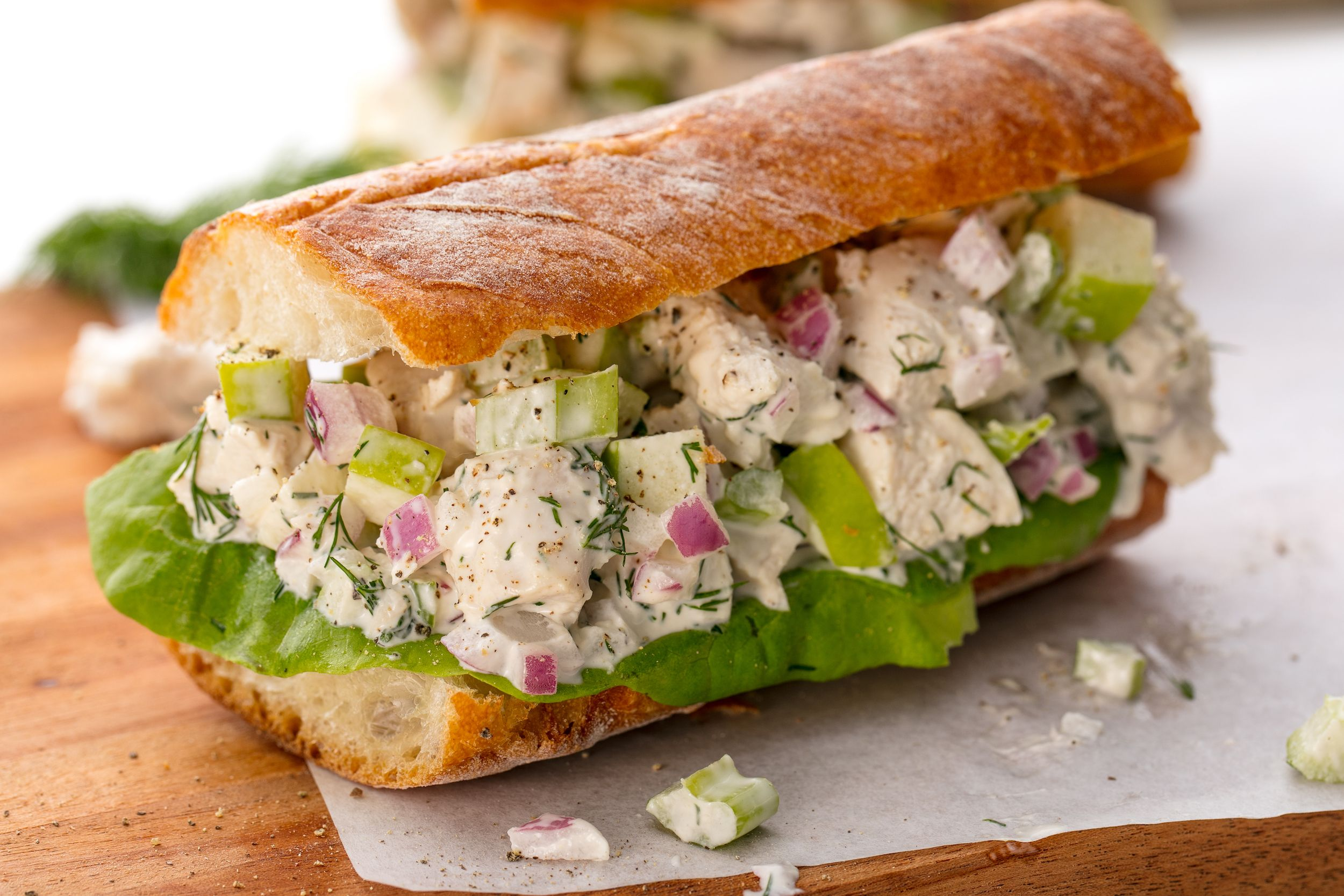 15 Easy Chicken Salad Recipes How To Make The Best Homemade Chicken Salad Delish Com