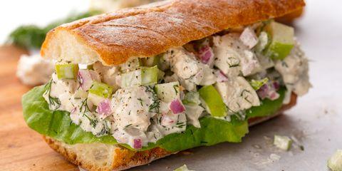 Chicken Salad Sandwich Horizontal