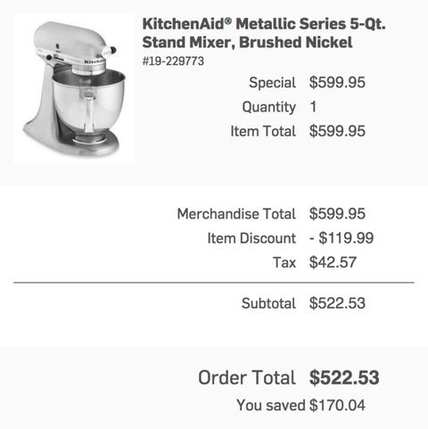 Here\'s How To Get Discounted KitchenAid Tools Right Now