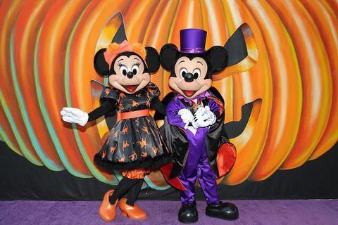 Mickey Halloween Party