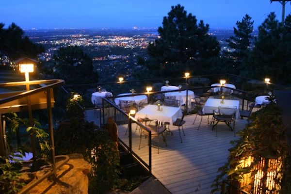 The Most Scenic Restaurants In The Country Restaurants