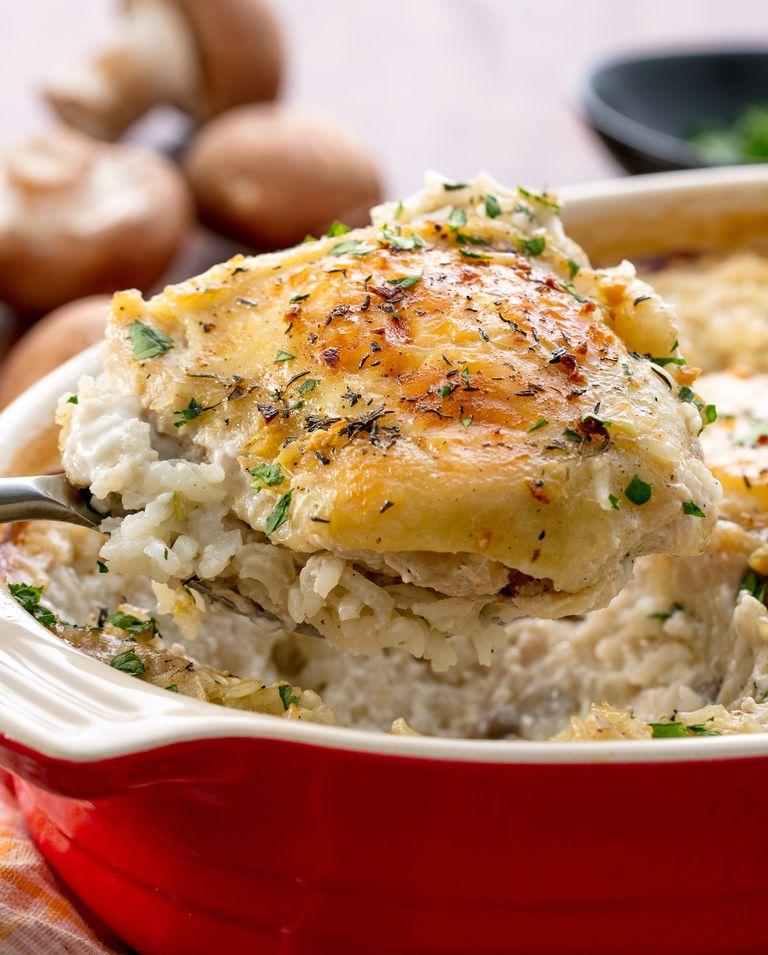 16 Easy Chicken Casserole Recipes