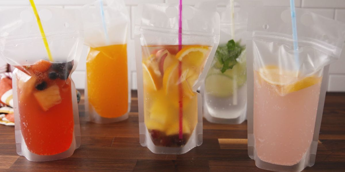 You Can Now Make Your Own Spiked Capri Sun Drinks Capri