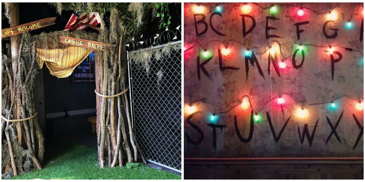 There S A Stranger Things Pop Up Bar In Chicago This Week