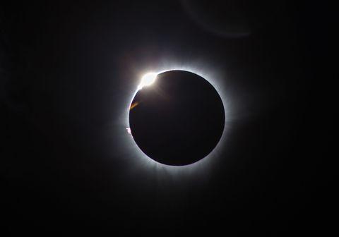 Celestial event, Moon, Astronomical object, Atmosphere, Eclipse, Light, Atmospheric phenomenon, Corona, Lunar eclipse, Sky,