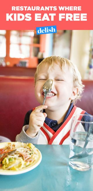 Fuddruckers Kids Eat
