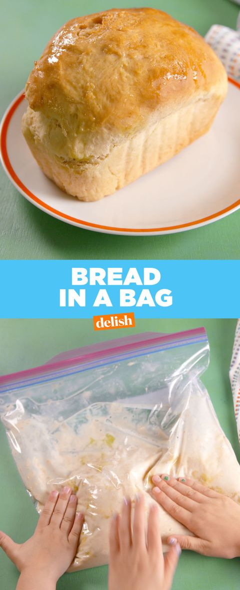 PSA: It's Possible To Make Bread In A Bag