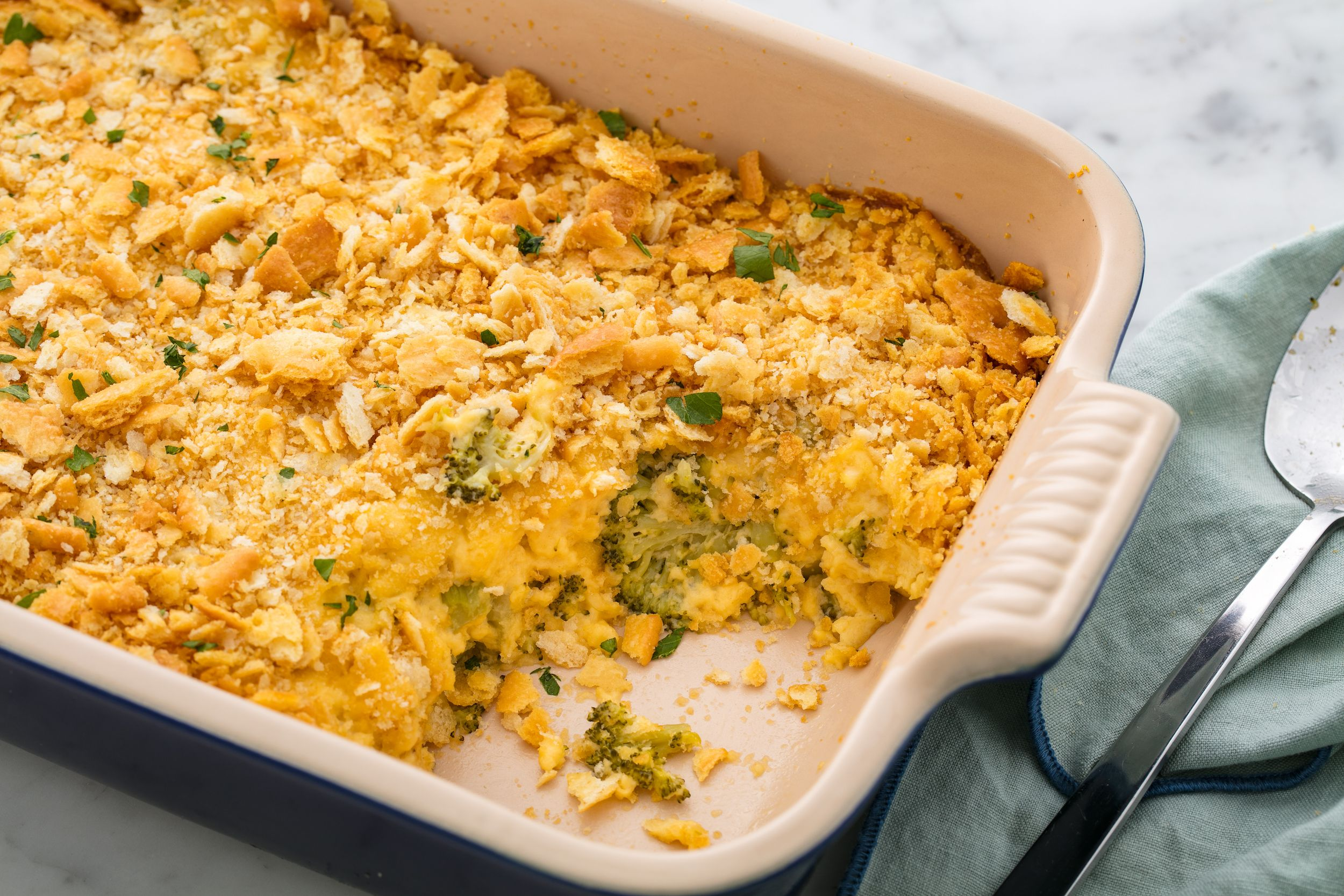 Easy Broccoli Cheese Casserole Recipe How To Make Cheesy Broccoli Casserole