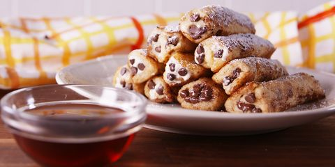 Cannoli French Toast Dippers