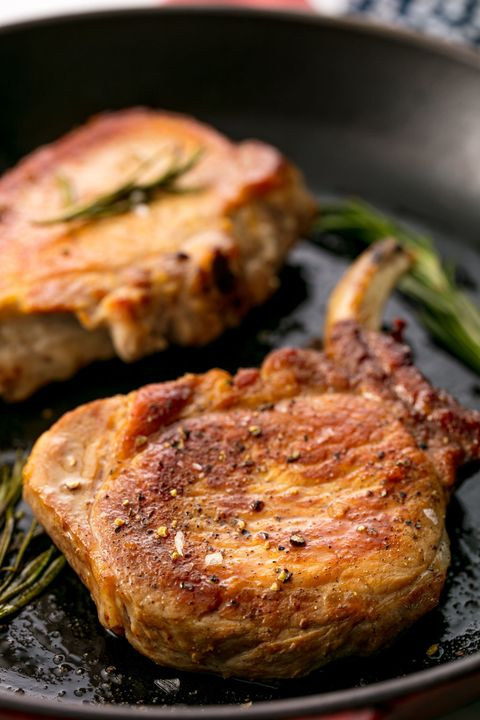 Pork Chops Vertical