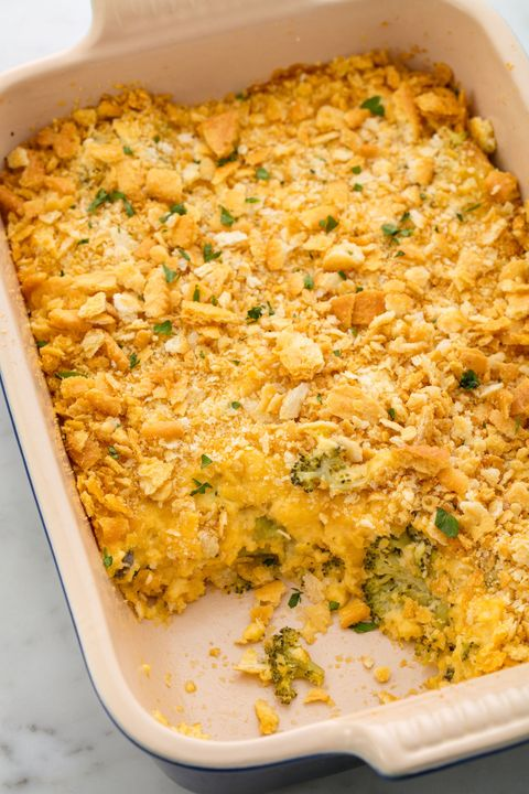 Broccoli Casserole Vertical