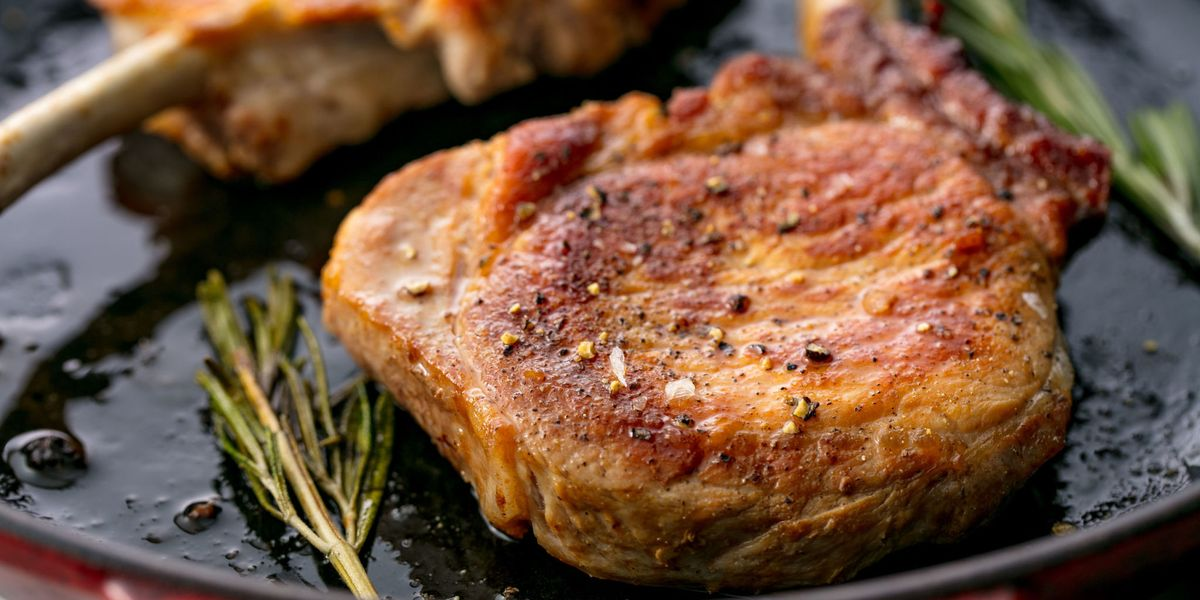 Best Pan Fried Pork Chop Recipe How To Make Oven Fried