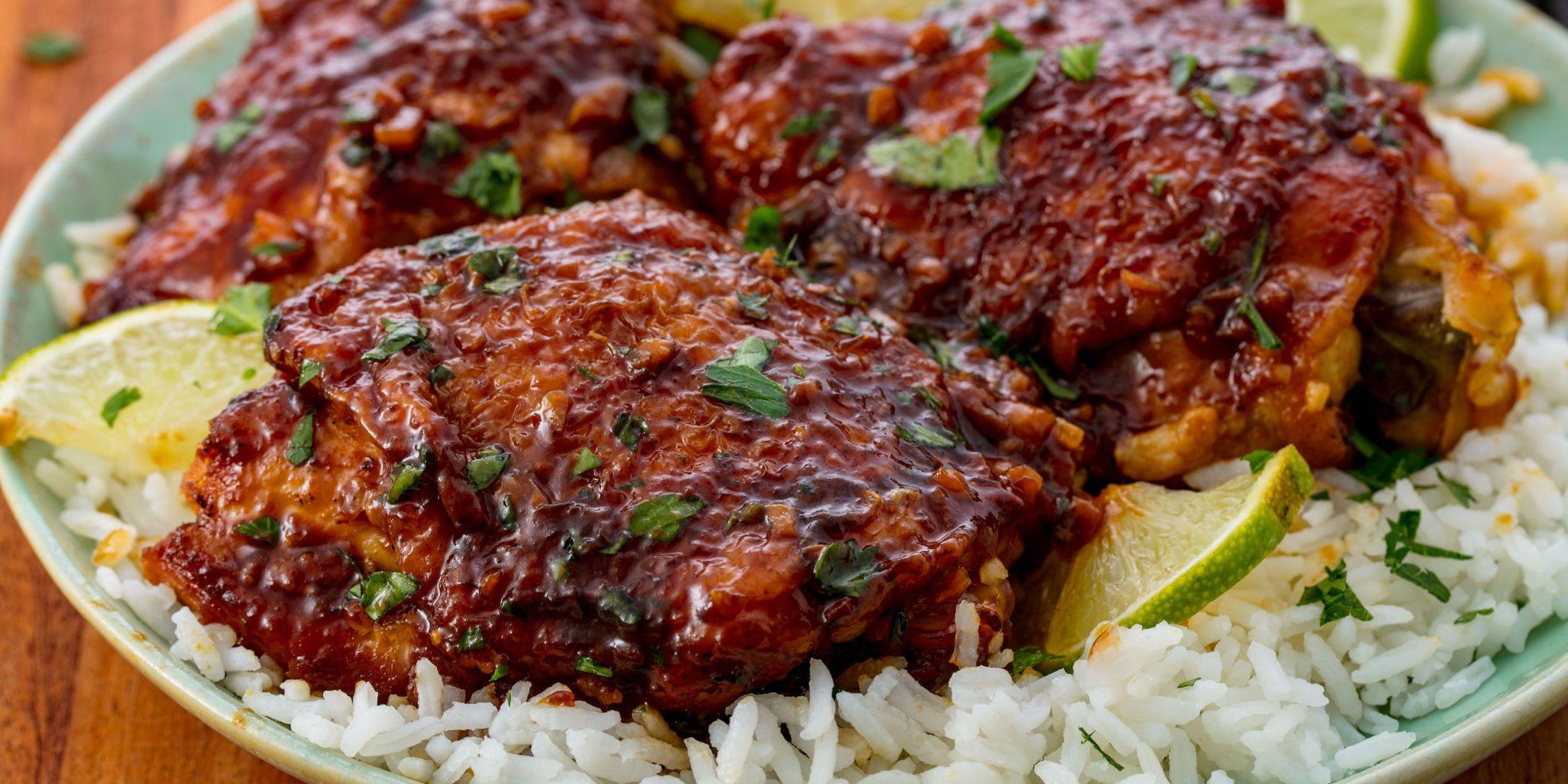45 Amazing Chicken Thigh Recipes