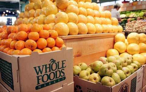 Natural foods, Local food, Whole food, Food, Grocery store, Marketplace, Market, Fruit, Public space, Plant,