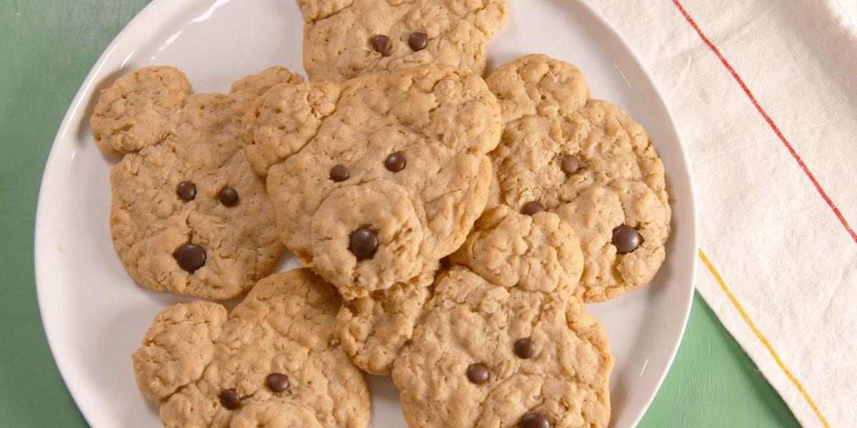 Best Teddy Bear Cookies Recipe - How to Make Teddy Bear Cookies