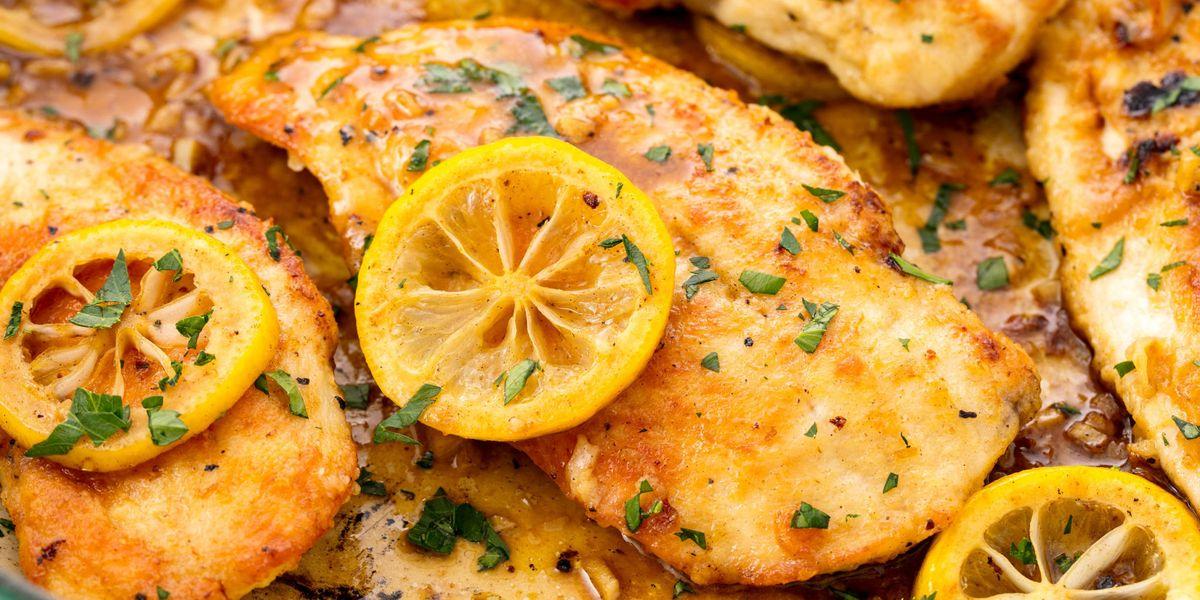 Easy Baked Lemon Pepper Chicken Breast Recipe How To Make Lemon