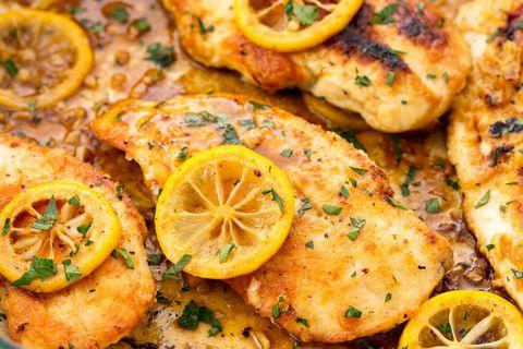 Lemon Pepper Chicken - Delish.com