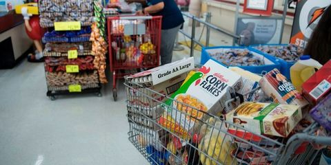 Convenience store, Supermarket, Selling, Retail, Product, Grocery store, Customer, Marketplace, Shopping, Building,