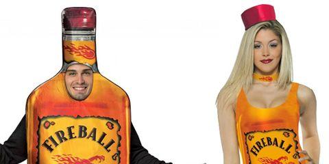 Fireball Costumes
