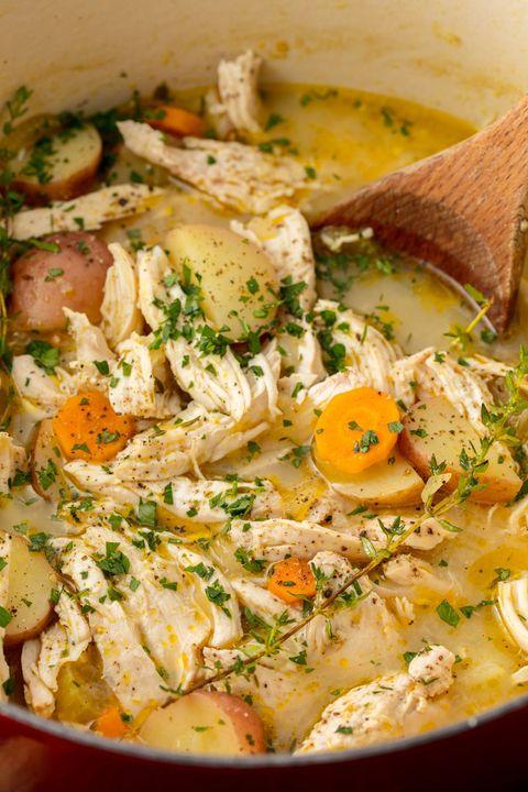 Chicken Stew Vertical