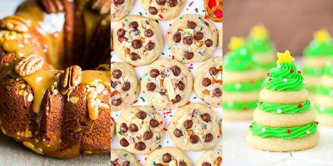 Best Holiday Baking Recipes Creative Holiday Dessert Ideas