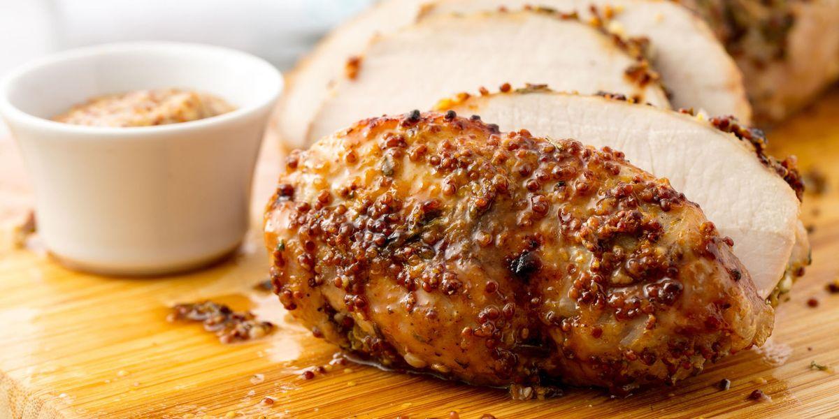 how to cook boneless pork loin medallions