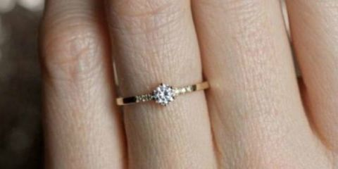 Ring, Engagement ring, Jewellery, Fashion accessory, Finger, Body jewelry, Pre-engagement ring, Wedding ring, Diamond, Wedding ceremony supply,