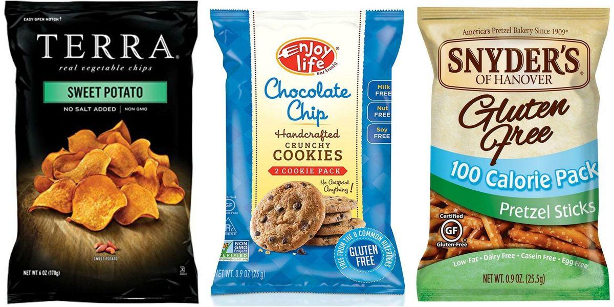16 Best Gluten-Free Snacks To Buy