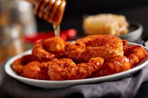 Nashville Hot Shrimp