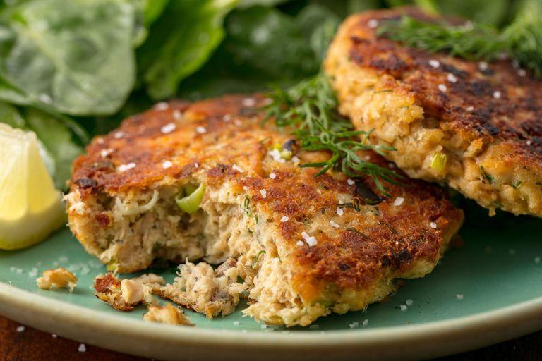 Salmon Cake Recipes Panko