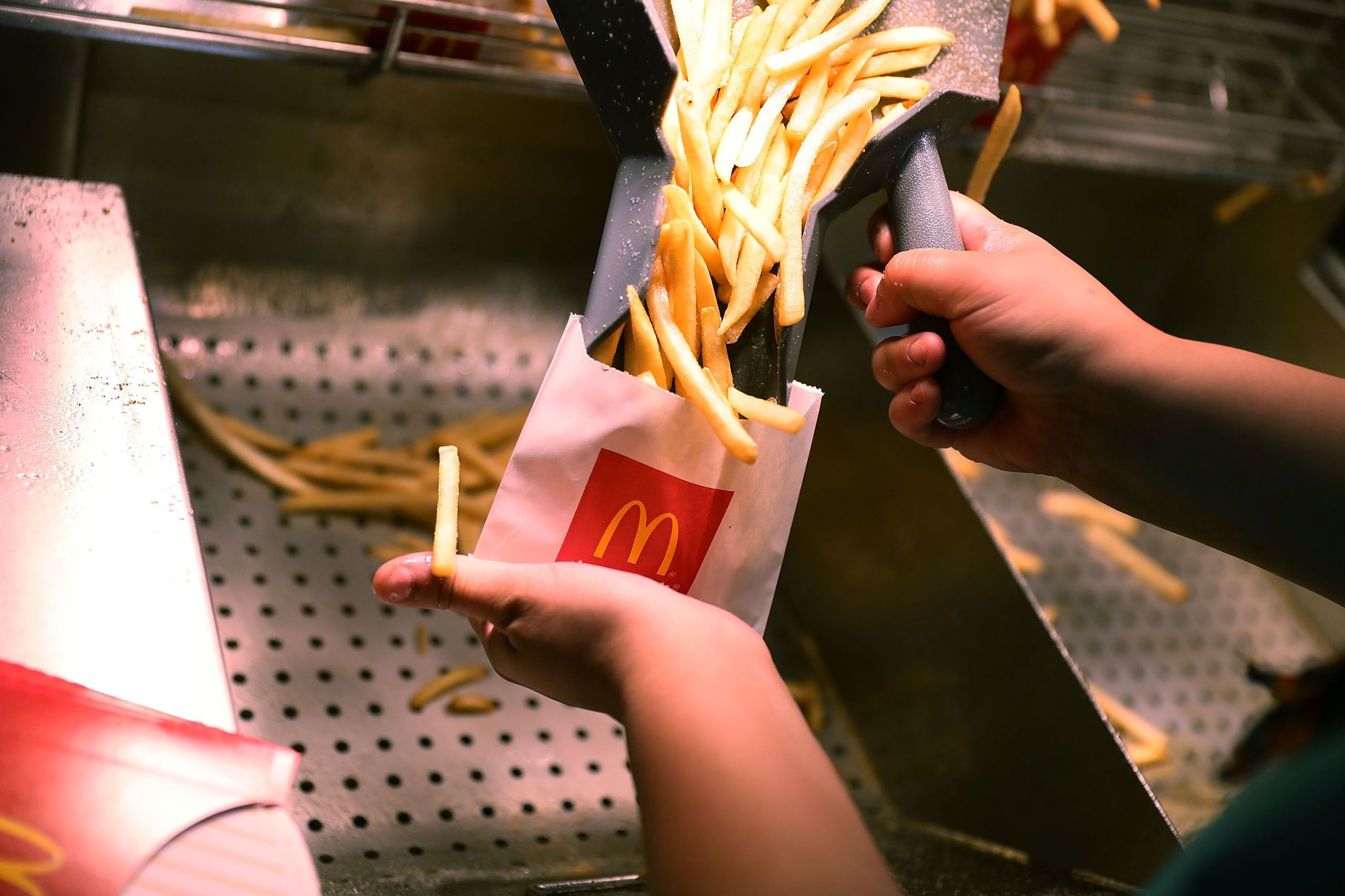 """Some Say McDonald's Has A """"Secret Way"""" Of Cheating You Out Of Fries"""