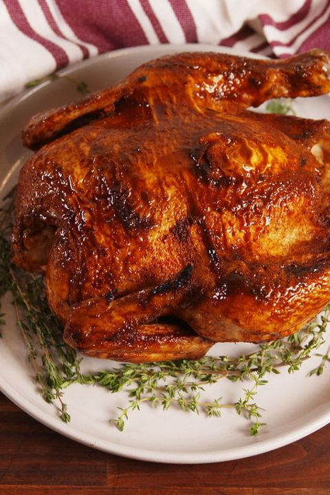 Slow-Cooker Rotisserie Chicken