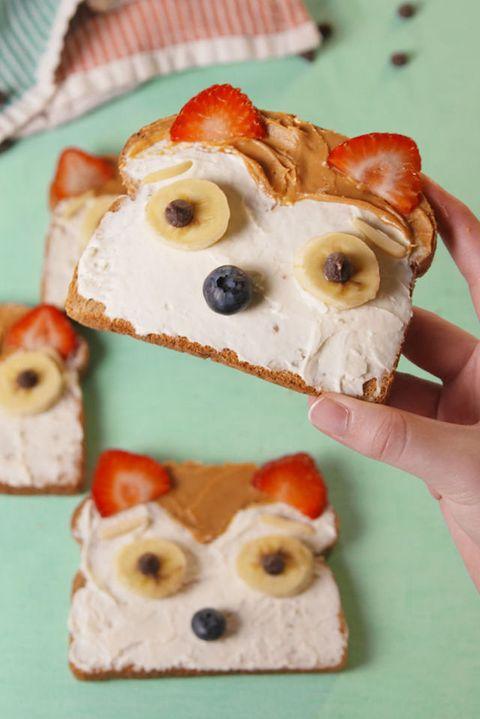Fox Toast