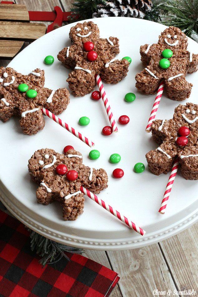 20 cute christmas treats easy recipes for holiday treatsdelishcom