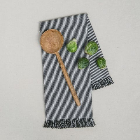 Cutlery, Spoon, Textile, Placemat, Linens, Tableware, Wood, Fork, Linen,
