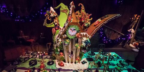 image - Nightmare Before Christmas Gingerbread House