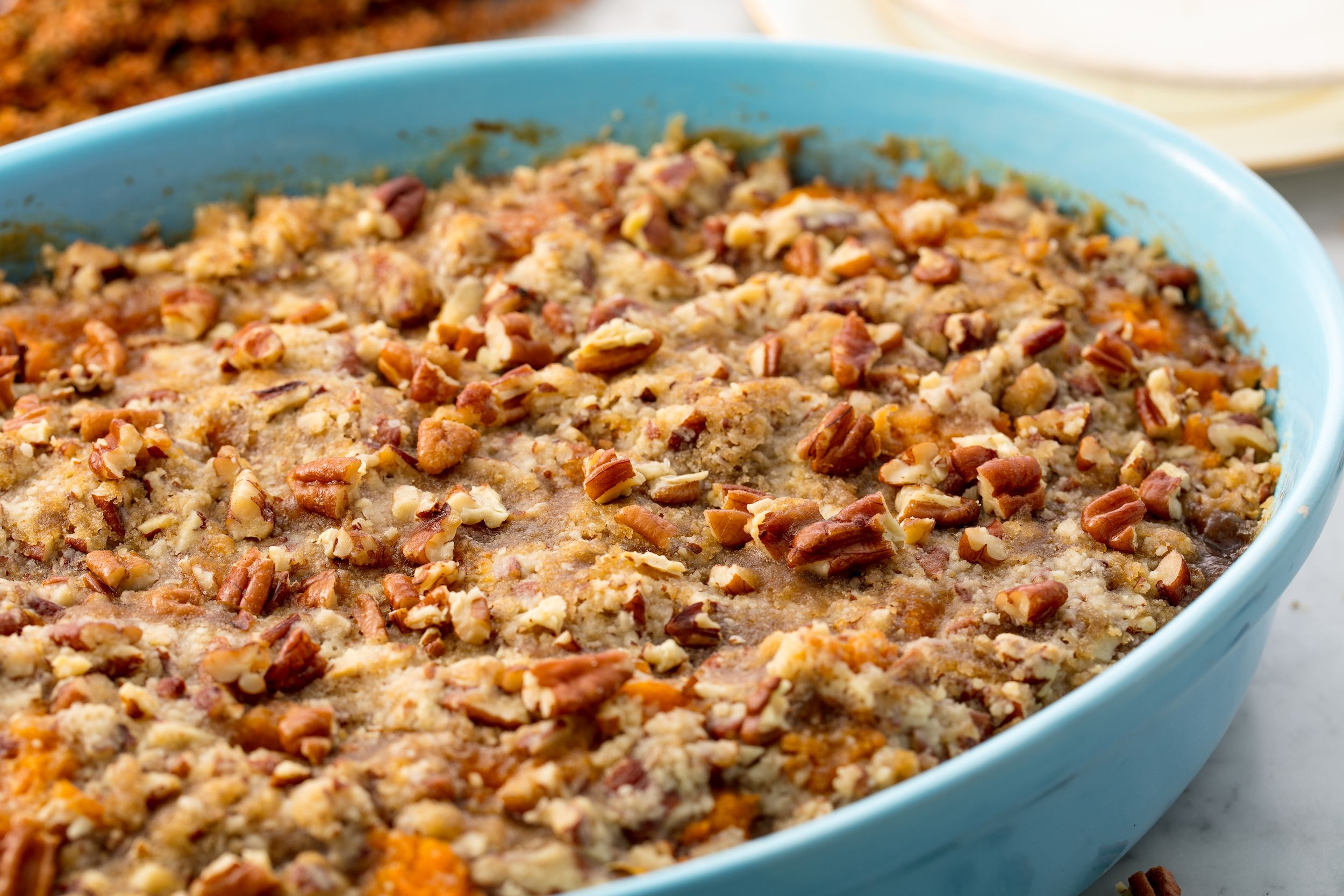 Best Sweet Potato Casserole Recipe How To Make Sweet Potato