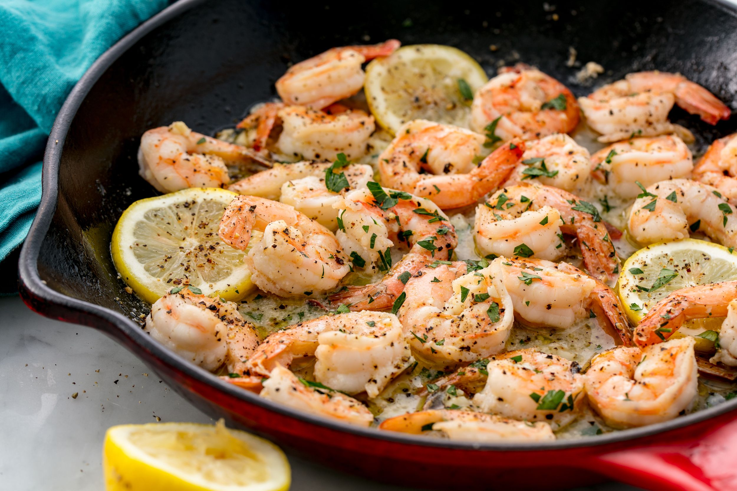 Best Lemon Garlic Shrimp Recipe How To Make Lemon Garlic Shrimp