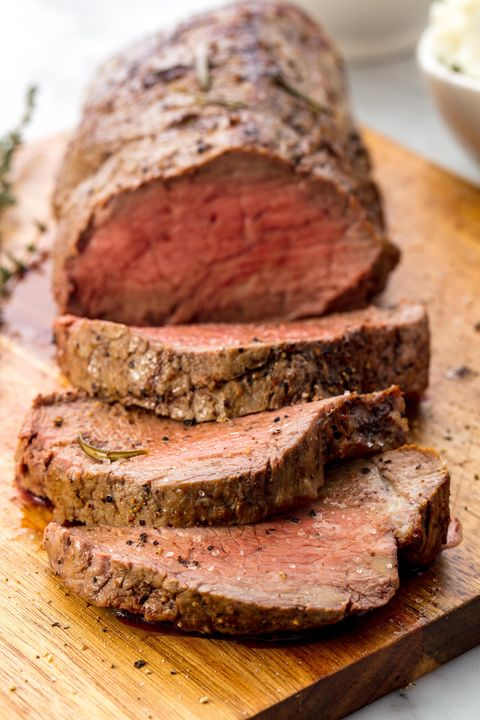 Christmas Roast Beef.Beef Tenderloin