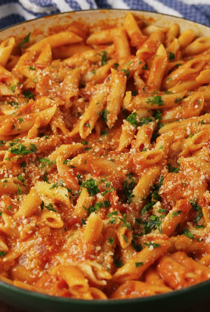 20 Penne Pasta Recipes Easy Penne Pasta Recipes For Weeknight Dinners