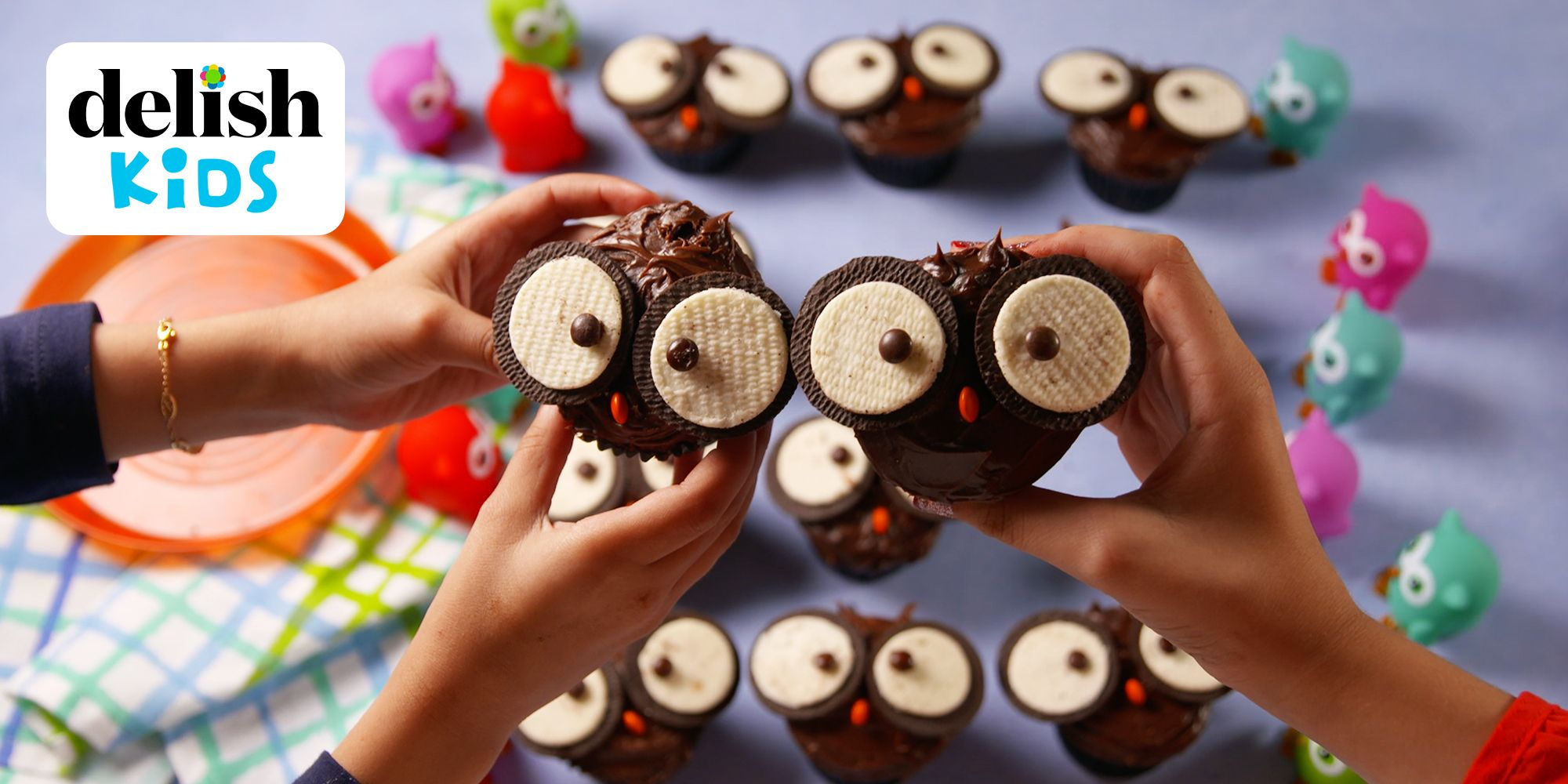 Best Owl Cupcake Recipe How to Make Owl Cupcakes