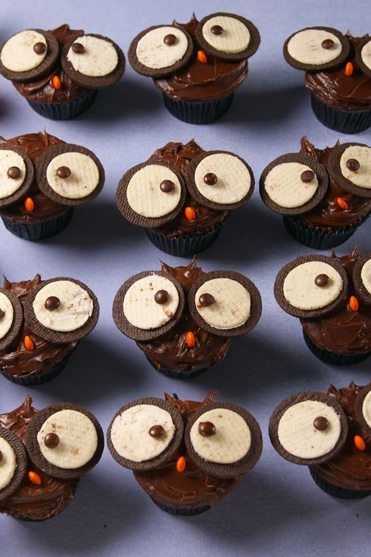 Best Owl Cupcake Recipe