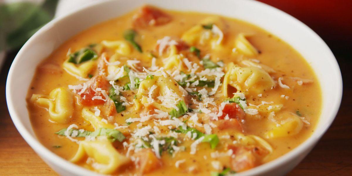 best creamy parm tomato soup recipe how to make creamy parm tomato