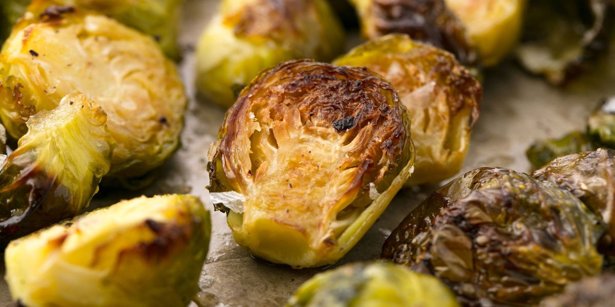 Best Oven Roasted Brussel Sprouts Recipe How To Cook