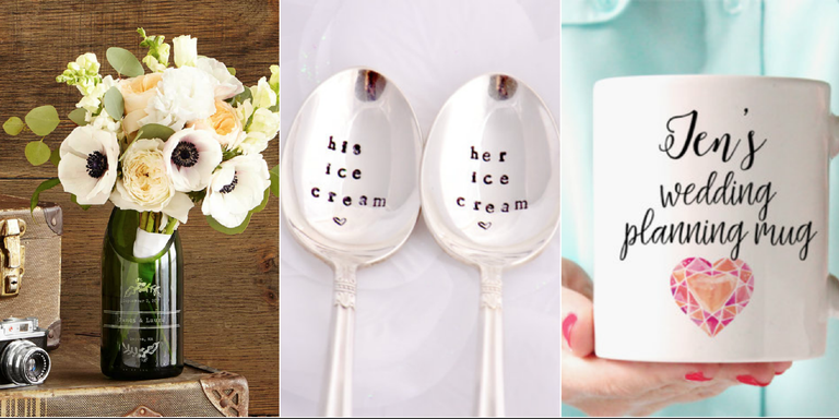10 best bridal shower gift ideas for the bride unique wedding from practical to personal to just plain cute junglespirit Images