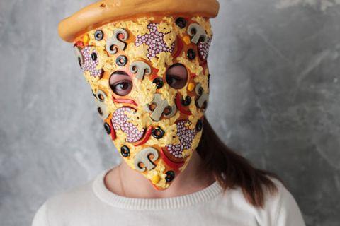 Yellow, Head, Neck, Headgear, Cap, Skull, Fashion accessory, Ear,